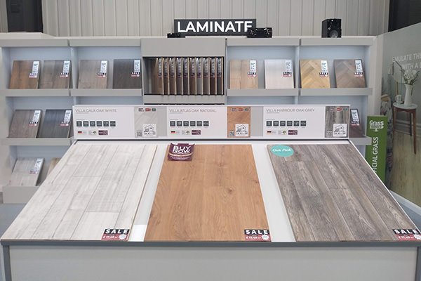Flooring Superstore Stockport Store - Stands 1
