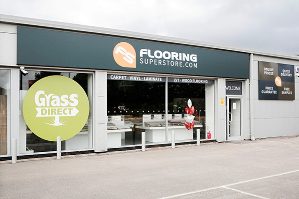 Flooring Superstore York Store - Exterior 1