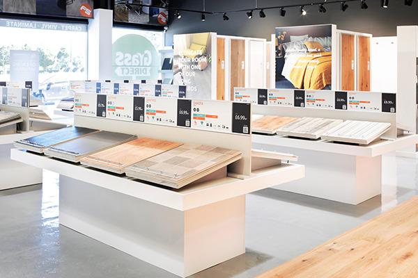 Flooring Superstore York Store - Stands 1