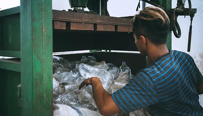 ReSea Project Recyling Plastic